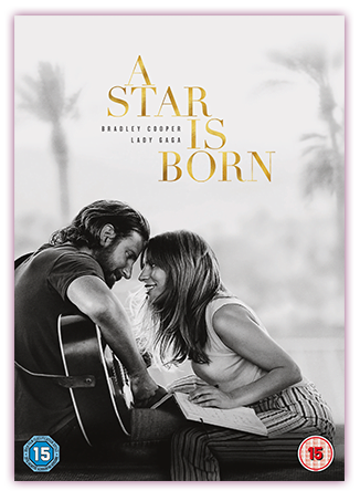 A Star Is Born DVD Cover