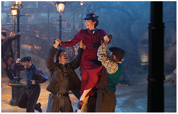 Mary Poppins Returns Screenshot