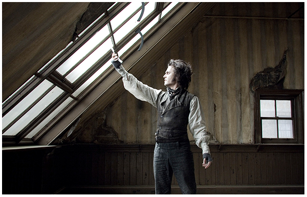 Sweeney Todd The Demon Barber Of Fleet Street Screenshot